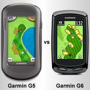 Garmin G5 vs G6