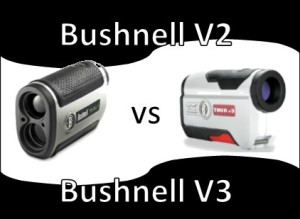 Bushnell V2 vs V3