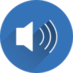 Voice Golf GPS audio icon